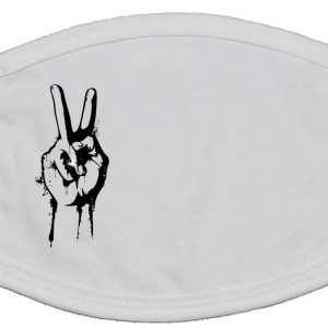white deuces mask