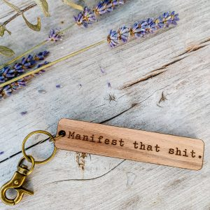 Sustainable Keychains